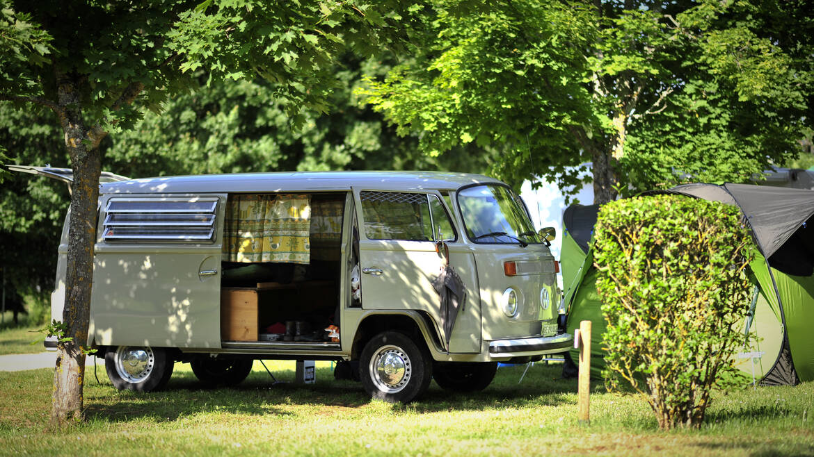 Campervan Sites in the Dordogne Valley
