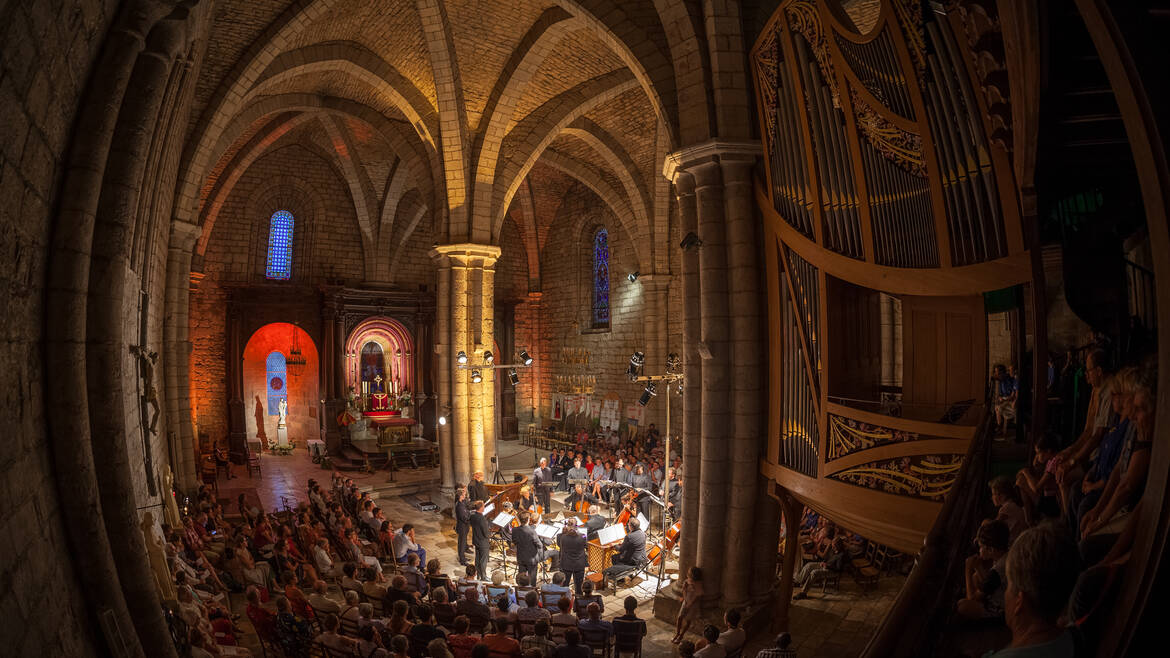 Rocamadour Classical  Sacred Music Festival