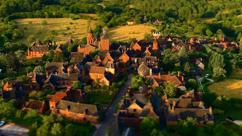 @ Corrèze Montgolfière