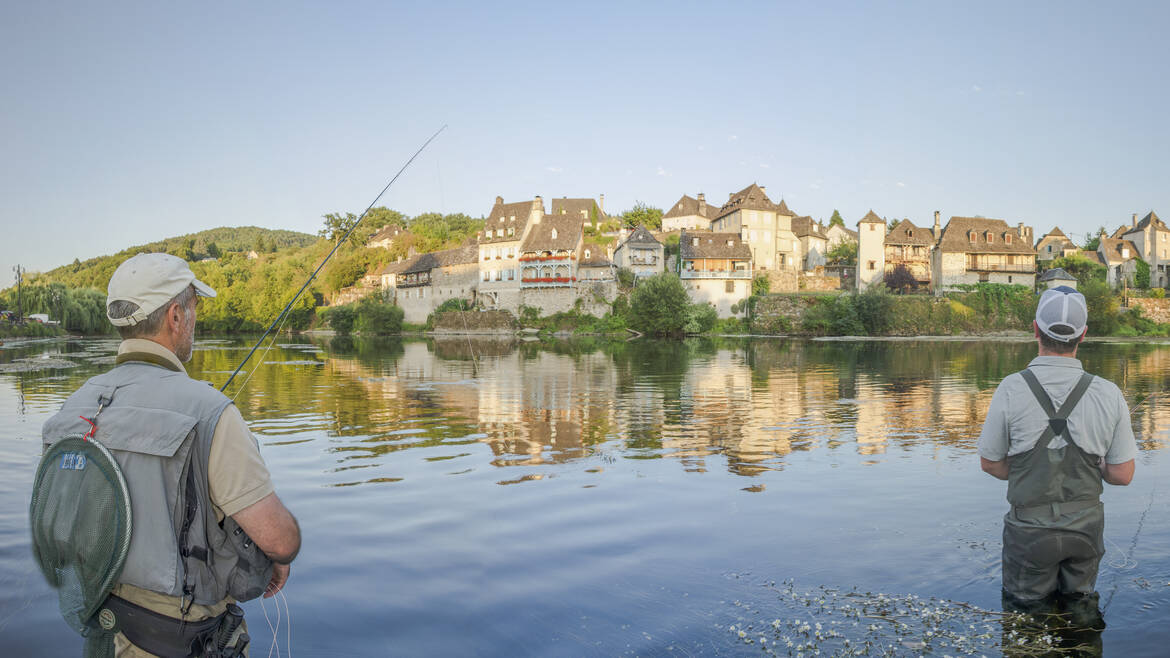 The definitive guide to fishing in the Dordogne Valley