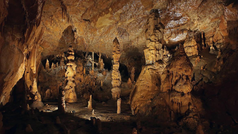 Grotte de Carbonnières