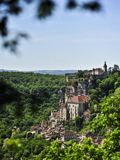 Rocamadour, the sacred city - @ C. Ory