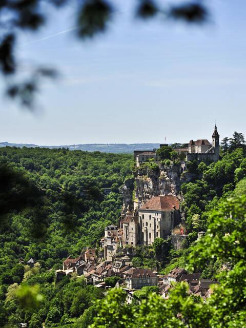 Rocamadour, la ville sacrée - @ C. Ory