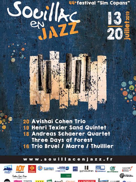 Jazz Festval in Souillac 2019
