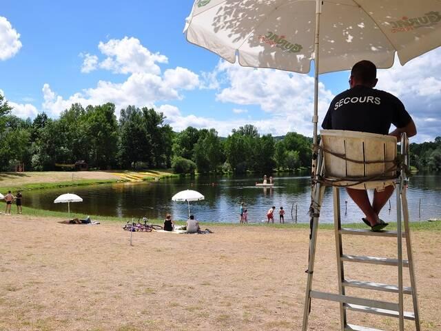 @Camping le Mas de la Croux-Tauriac