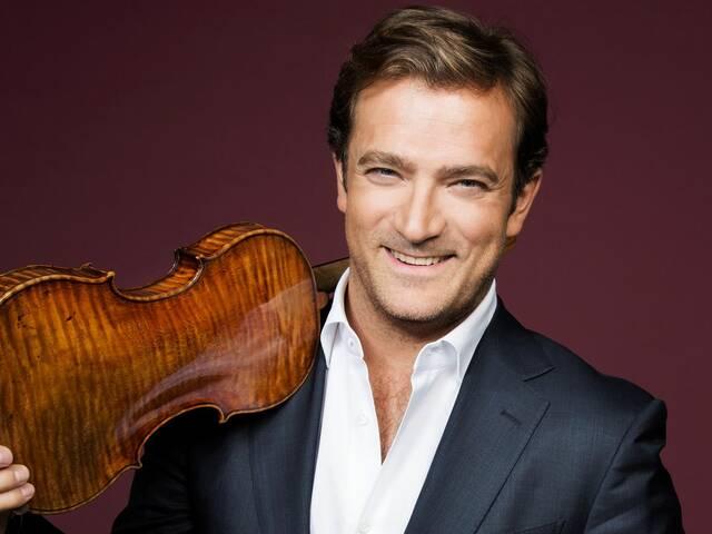 Renaud Capuçon et les Lausanne Soloists au Festival de Rocamadour 2019