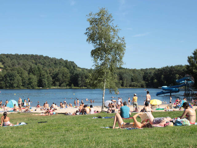 Lac de Feyt