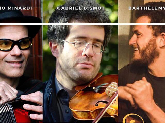 Bismut-Minardi Jazz Chamber Trio