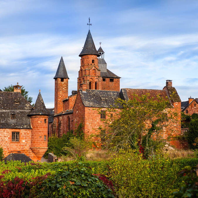 Towers of Collonges