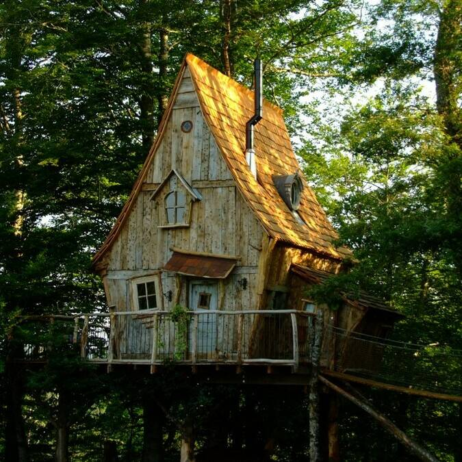 Quirky holiday accommodation