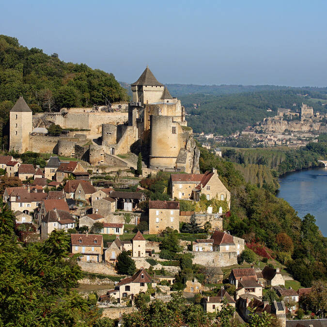 Château de Castelnaud - @ R. Laugery