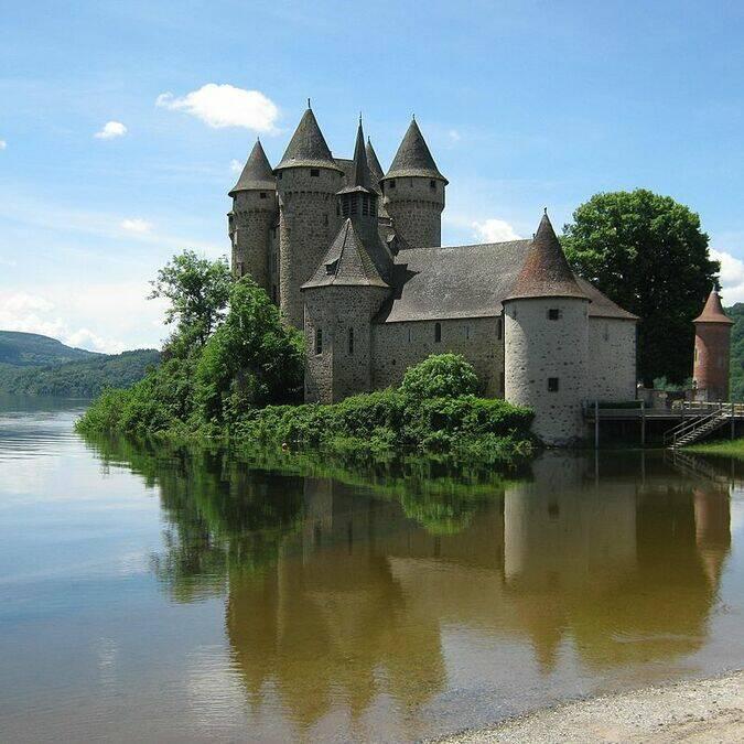 Château de Val - Bort-les-Orgues