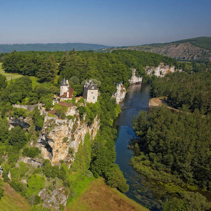Château de Belcastel - @ D. Viet